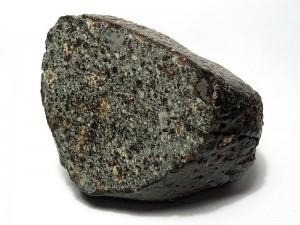 Chondritic meteorite