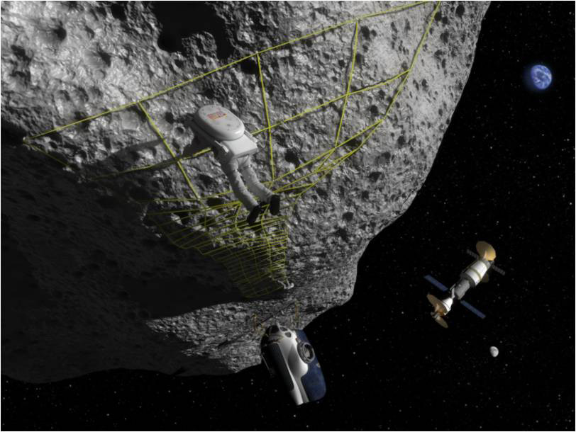 What type of asteroid to mine depends on what we want to get out of it.