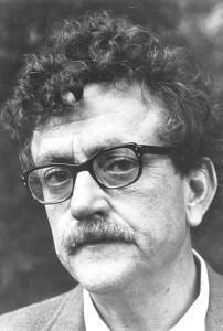 Kurt Vonnegut, author of Cat's Cradle, from which the KBO names Borasisi and Pabu were taken